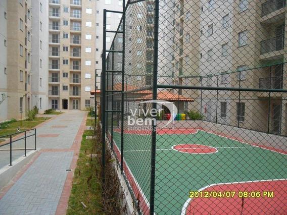 Apartamento Com 2 Dormitórios À Venda, 58 M² Por R$ 280.000 - Jardim Vila Formosa - São Paulo/sp - Ap1157