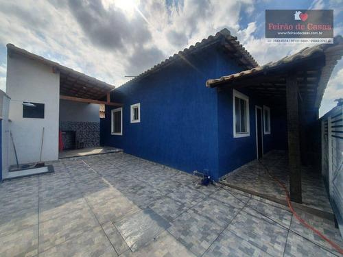 Imagem 1 de 18 de Casa Com 2 Dormitórios À Venda, 60 M² Por R$ 230.000,00 - Unamar - Cabo Frio/rj - Ca0205