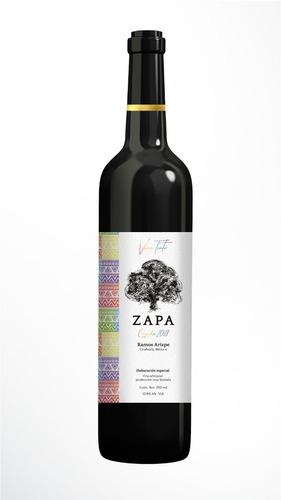 Vino Tinto Zapa Raigar 750ml