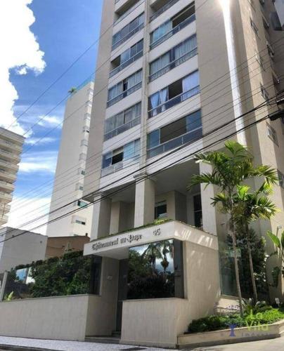 Belíssimo Apartamento À Venda Com 3 Suítes, 128m² Privativos, Bairro Jardim Blumenau (alameda) - Blumenau Sc - Ap0988