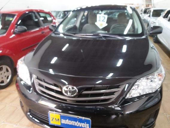 Toyota Corolla 1.8 Gli Aut. 11 12 Lm Automóveis