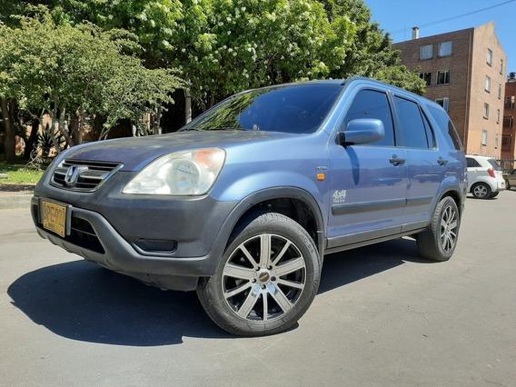 Honda Cr-v 4x4 Ex Aut