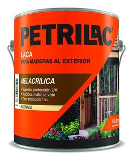 Laca Melacrilica 4 Lt Petrilac