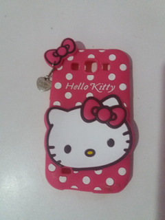 Capinha De Celular Galaxy Win Hello Kitty