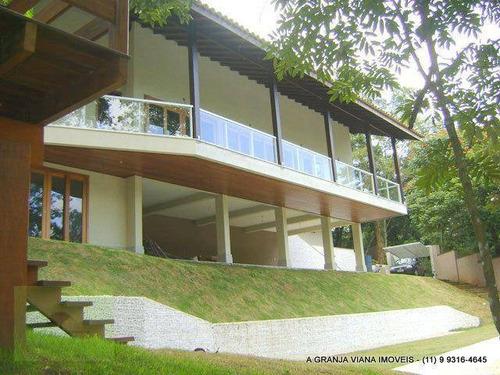 Casa À Venda, 785 M² Por R$ 2.700.000,00 - Parque Primavera - Carapicuíba/sp - Ca0506