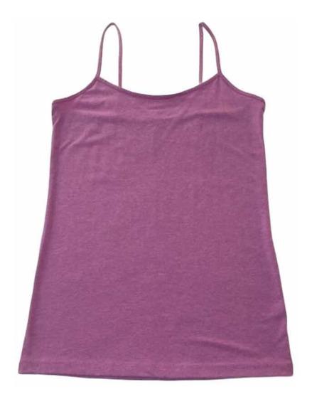 Musculosa Basica Mujer T L (w56)