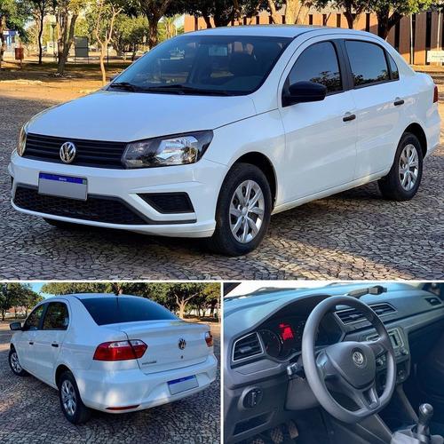 Volkswagen Voyage 2020 1.0 12v Total Flex 4p