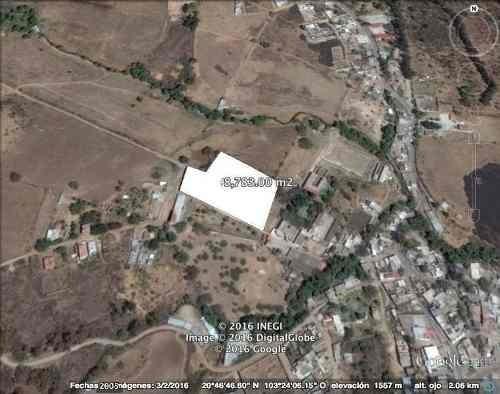 Terreno En Venta Río Blanco Zapopan, Jal.