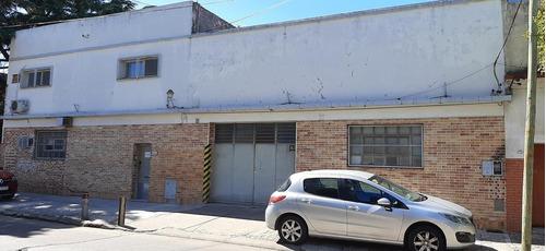 Alquiler  Deposito 1286mts2  Con Oficinas Refaccionadas A Nuevo, Salida A Dos Calles