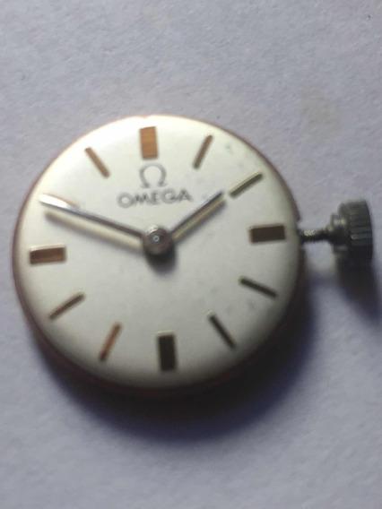 Omega Maquina De Relogio De Pulso Feminino.