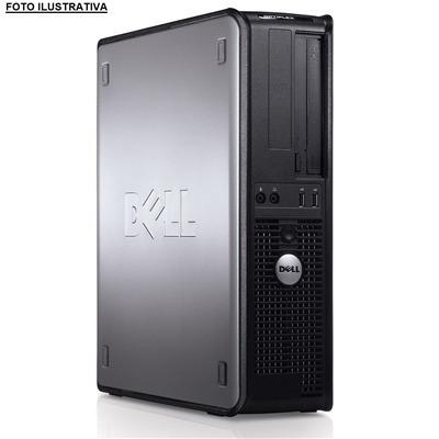Desktop Dell 780 Core Duo 320gb 4gb Ram