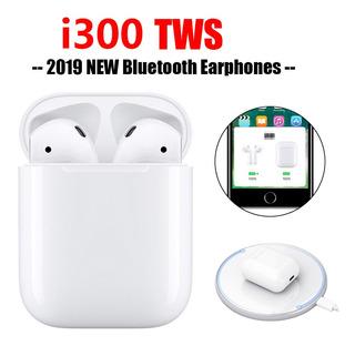 Auricular I300 Tws Bluetooth 5.0 Blanco