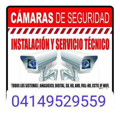Servicio Técnico Instalador Cámaras De Seguridad