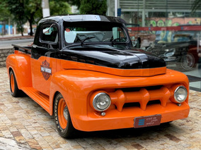 Ford Pick Up F1-hot 1951