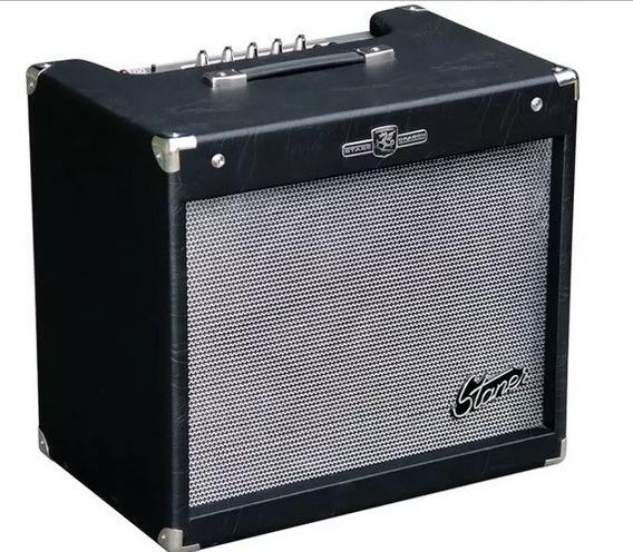 Amplificador Cubo De Guitarra Staner Gt-200 140w Staner