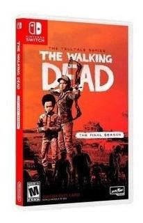 The Walking Dead Final Season Switch