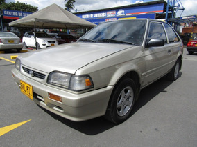 Mazda 323 I Coupe Mt 1300cc