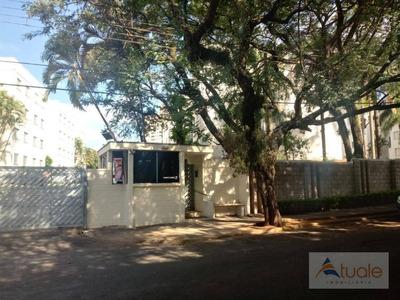 Apartamento Com 2 Dormitórios À Venda Ou Aluguel, 55 M² - Jardim Miranda - Campinas/sp - Ap6420
