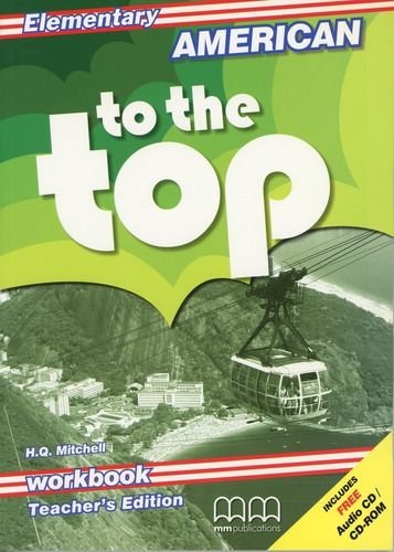 American To The Top - Elementary - Tch's Wbk W/cd - Mitchell
