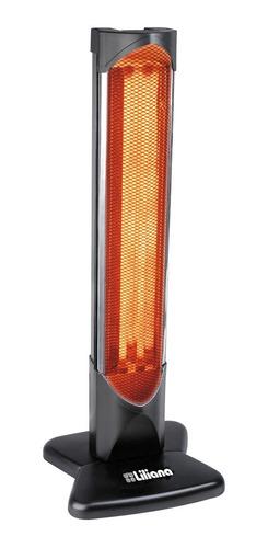 Imagen 1 de 5 de Calefactor Vertical Infrarojo Liliana 600/1200w 2 Velas