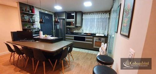 Imagem 1 de 17 de Apartamento Com 3 Dormitórios À Venda, 90 M² - Santa Paula - São Caetano Do Sul/sp - Ap1360