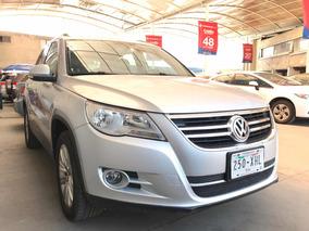 Volkswagen Tiguan 2.0 Track&fun Tipt Climat Piel At 2011