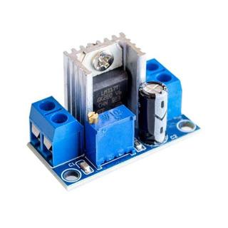 Reductor Regulador Lm317 Arduino 1,5a_4.5-40v A 1.2v-37 V