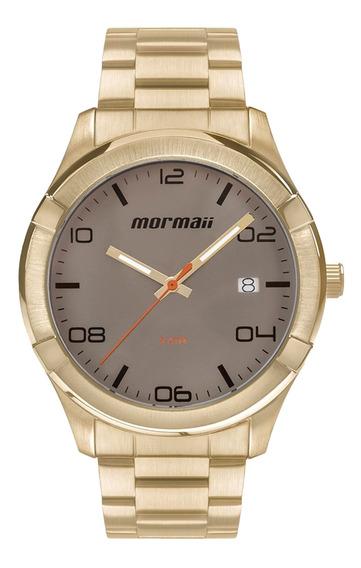 Relógio Mormaii Mo2415af/4c Dourado - Cor: Dourado - Tamanho
