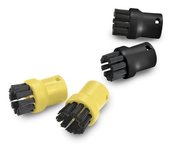 Kit Cepillos Nylon Para Vaporizador Karcher Sc1 Sc2 Sc3