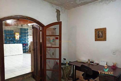 Imagem 1 de 30 de Sobrado Com 4 Dormitórios À Venda, 196 M² Por R$ 500.000,00 - Cidade Líder - São Paulo/sp - So0206