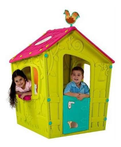 Casita Infantil Magic Keter Para Niños - Envio Gratis!