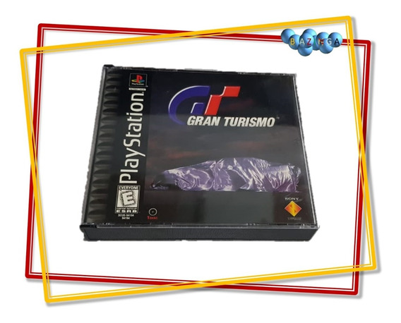 Gran Turismo 1 Original Ps1 Completo