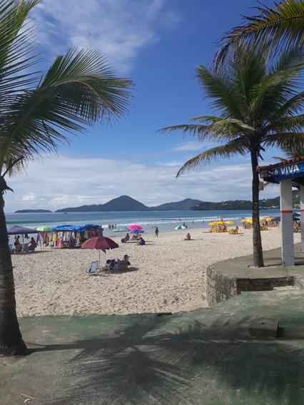 Apartamento Temporada Ubatuba -praia Grande 15 Passos Do Mar