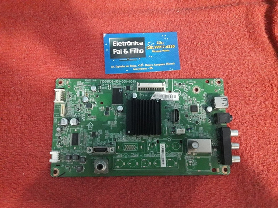 Placa Principal Tv Philips 48pfg5000/78 / Aoc Le40d1452/20