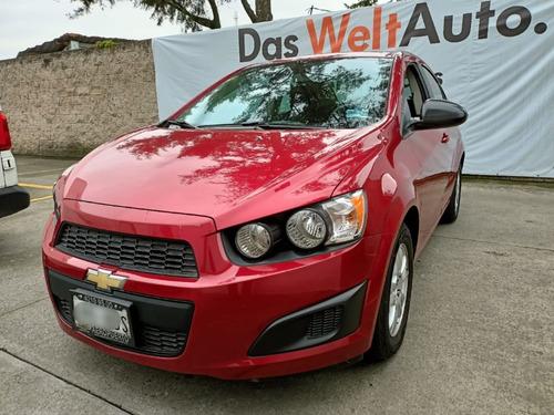 Imagen 1 de 12 de Chevrolet Sonic Lt Aut 2015