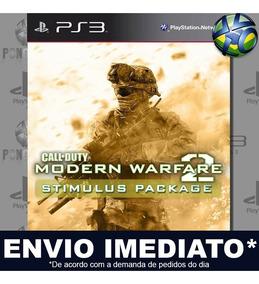 Call Of Duty Modern Warfare 2 Com Dlc Ps3 Mídia Digital Psn