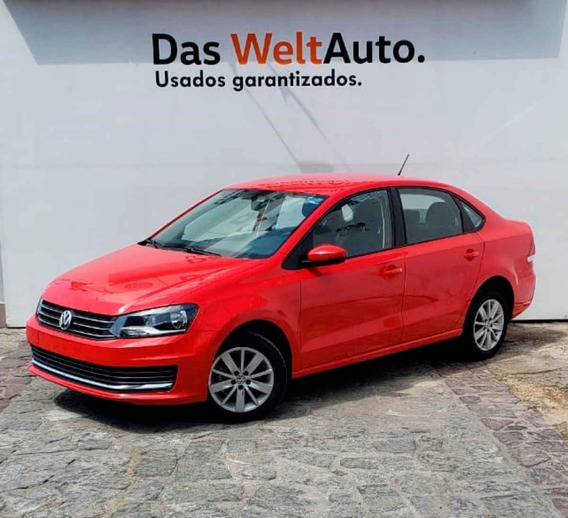 Volkswagen Vento 2019 1.6 Confortline At