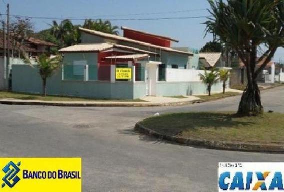 Casa De Frente A Praia No Cibratel 2 - Itanhaém 0994   Npc