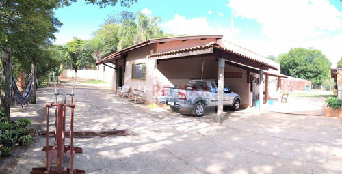 Chácara À Venda, 2500 M² Por R$ 372.000,00 - Cataneo Angelo - São Manuel/sp - Ch0023