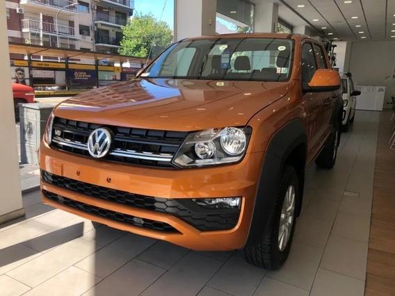 0km Volkswagen Amarok 3.0 V6 Comfortline 4x4 Tasa 4% Alra Po