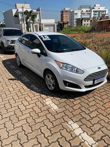 Ford Fiesta Sedan 1.6 16v Se Flex Powershift 4p