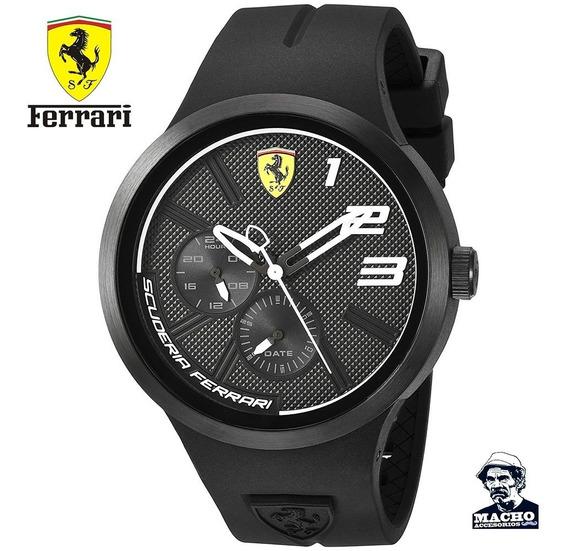 Reloj Ferrari Fxx 0830472 En Stock Nuevo Original En Caja
