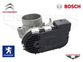 Corpo Borboleta Tbi Peugeot 208 C3 1.5 1.6 9674385780 Bosch