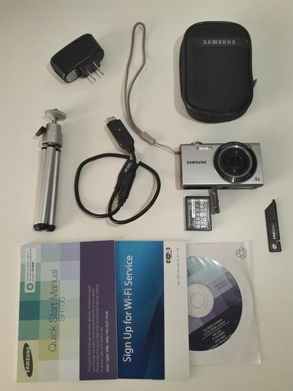 Câmera Samsung Sh-100