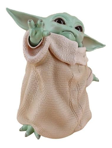 Yoda Baby Decoración Estática Adornos Lightweight Decoración
