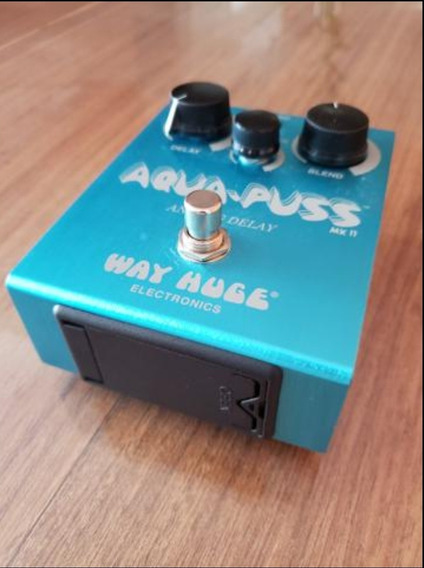Analog Delay Aqua Puss - Way Huge