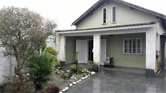 Molezinha Casa Terreno Inteiro Lado Praia Por R$ 175 Mil