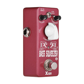 Xvive B1 Squeezer Bass Compressor Compression Effect Pedal