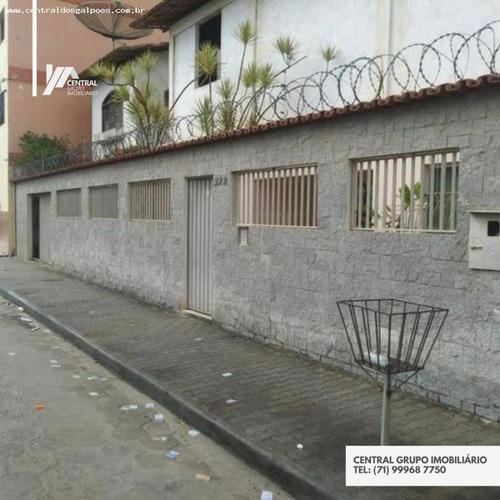 Casa Para Venda Em Teixeira De Freitas, Centro, 3 Dormitórios, 1 Suíte, 3 Banheiros, 3 Vagas - Vl11_2-1092985