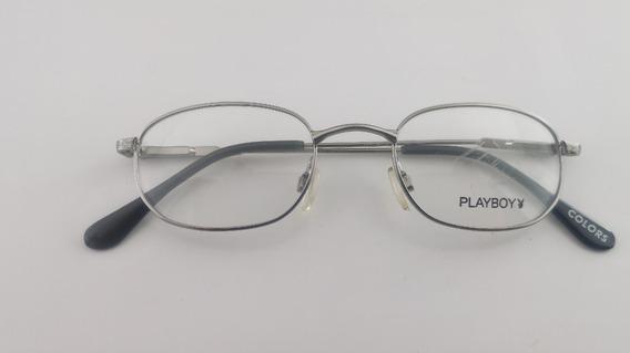Óculos #receituário Tradicional Metal #pb-552a